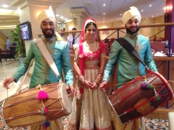 Dhol-Players-Copthorne-Hotel-JC2
